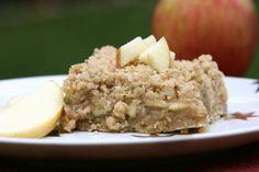 An Apple A Day Keeps the Doctor Away---Caramel Apple Bars