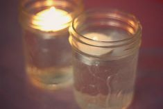 mason jar candles super easy patio lights for evenings under the stars