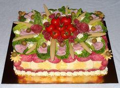 Torty slané, galéria | Tortyodmamy.sk Cake, Desserts, Food, Tailgate Desserts, Deserts, Kuchen, Essen, Postres, Meals