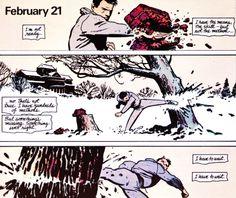 Batman: Year One: Bruce Wayne