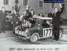 1967 monte carlo rally mini - Google 検索
