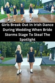 We've all seen beautiful wedding dances. Whether they involve the bride and groom, bride and her father, or groom and his new mother-in-law, it's all part of a traditional ceremony. Sometimes, these dances are emotional while other times, they're over the top. Funny Video Memes, Funny Jokes, Dance Movies, All About Dance, Pregnancy Problems, Irish Girls, Irish Dance, Funny Stories, Belly Dance