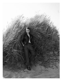 James Smith by Paul Wetherell for Man About Town