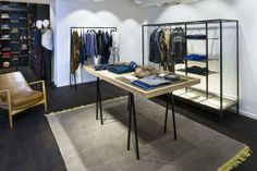 Project: Closed Monobrand Store - PHILIPP MAINZER
