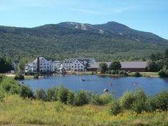 Waterville Valley New Hampshire  #village