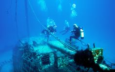 wreck diving | Wreck diving - The Scuba Diving Place