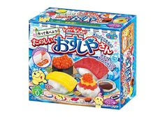 junopi shop: popin cookin kracie sushi kit - Kichink!