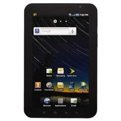 Samsung Galaxy Tab 7-inch (Sprint)  $254.99  Only 5 left in stock.You Save: (58%)