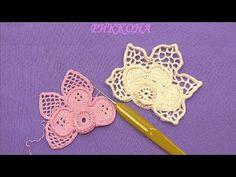 Crochet Doily Rug, Crochet Circles, Form Crochet, Crochet Snowflakes, Crochet Diagram, Crochet Flowers, Crochet Square Patterns, Baby Knitting Patterns, Fabric Flower Brooch