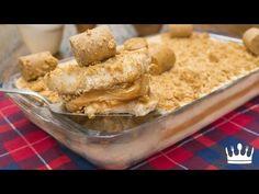 NA TRAVESSA: PALETA MEXICANA DE PAÇOCA COM DOCE DE LEITE   Cozinha do Bom Gosto   Gabi Rossi - YouTube