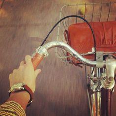 Biking. All around my little village:) #ELSummerFun @Mary Powers Taylor Thomas Life