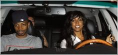 Kelly Rowland leaving Matsuhisa in Beverly Hills