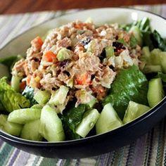 Sweet Tuna Salad - Fitnessmagazine.com