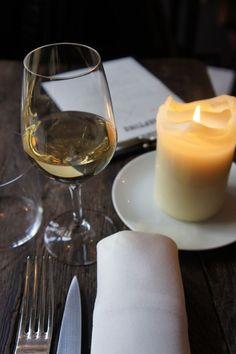 Septime Bistro Restaurant Paris wine
