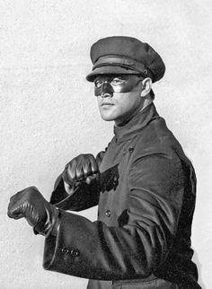 The Blind Ninja - Promo shot of Bruce Lee as Kato for The Green...