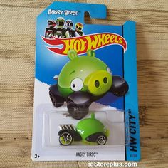 Hot Wheels Angry Birds Red Bird Minion Vgc X Hot Wheels Collectables Pinterest Wheels