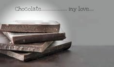 Chocolate my love - Dairy-free Love Dairy, Dairy Free Recipes, Vegan Desserts, Free Food, Sweets, Candy, Chocolate, My Love, Facebook