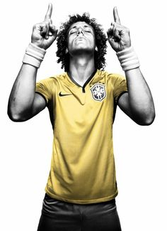 "#SBOBET ฟุตบอลโลก 2014 #พนันบอล Top Player Defender in Brazil "" David Luiz "" https://vrsbobet.com"
