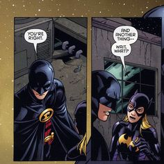 I really love Stephanie Brown. I can't help it.