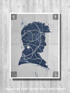 Doctor Who minimalist Poster inspired by popular by PosterInvasion, $14.00