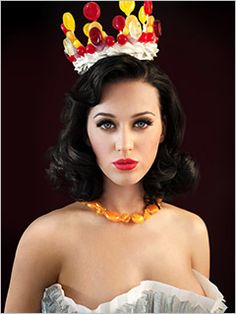 Think Katy Perry and vinyl, and a hip-hugging dress might come to mind.  The 27-year-old pop artist is among musicians going old school — releasing music on pressed vinyl records to help celebrate Record Store Day. It's evolved into an annual event that gave an 8 percent sales bump to stores last year and is now being celebrated around the world in countries including Brazil, Australia, Romania and Germany.
