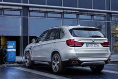 Хибридният BMW X5 xDrive40e идва с 313 к.с.
