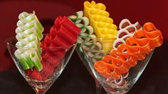 If you've reached the legal drinking age, there's no reason why you can't take your favorite childhood candies to next-level delectability.