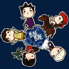 BIGBANG Bae Bae cute fanart❤