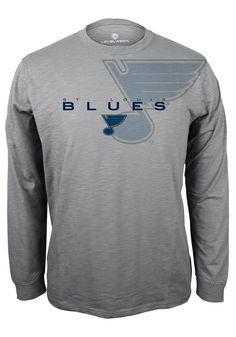 St. Louis (STL) Blues Men's Long Sleeve T-Shirt http://www.rallyhouse.com/shop/st-louis-blues-st-louis-blues-levelwear-shirt-mens-genuine-long-sleeve-tshirt-208213?utm_source=pinterest&utm_medium=social&utm_campaign=Pinterest-STLBlues $39.99