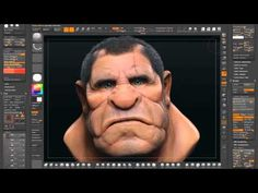 rendering process on the Troll