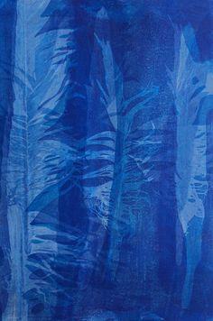 Soar Series - #nikicottonartdotcom #art #printmaking #monoprint #gelliarts #gelliplate