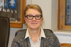 Puhtauspalvelupäällikkö Marita Penttinen