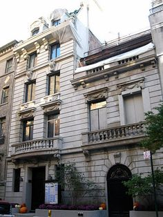 The Jeremiah Milbanks Mansion --  Upper East Side | Nos. 14-16 East 67th Street