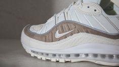 buy popular f9ddc 3489d Nike Air Max 98 SE (Sail, White   Sepia Stone)