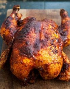 Smoked Paprika Roast Chicken | 11 Outrageously Delicious Whole Chicken Recipes | Easy and Flavorful Recipes Perfect for Dinner.