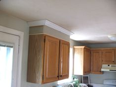 How To Make Cabinets Look Taller