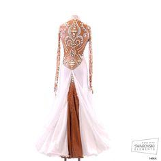 Monica Nigro dress with beautiful back detail (Chrisanne)