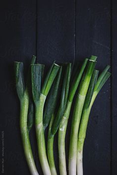Spring Onions by Darren Muir | Stocksy United