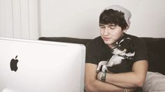The 3 things I love. Jc Caylen, Wishbone, and the Internet