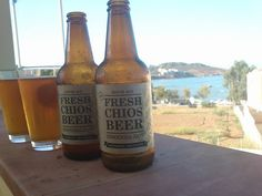 Sea View Resort Chios, Beer Bottle, Ale, Drinks, House, Drinking, Beverages, Home, Ale Beer
