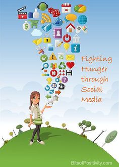 Here are some ideas you can use to help fight hunger solely through social media. Business Marketing, Social Media Marketing, Operation Christmas Child, Teacher Resources, Earn Money From Home, We The People, Elementary Schools, Affiliate Marketing, Childhood