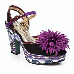 Irregular Choice - buy from a huge range, the best Irregular designs of shoes…