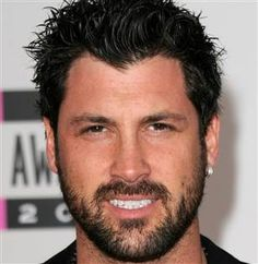 maksim chmerkovskiy- the ONLY reason to watch DWTS! Besides being a great corigrapher and elegant dances ...he stands up for himself.  I love maks!!