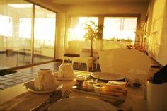 Residenza Domus Lina di Fiumicino, la colazione come a casa tua Hotel Breakfast, Places Ive Been, Curtains, Table Decorations, Furniture, Home Decor, Blinds, Decoration Home, Room Decor