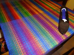 Ravelry: dysodia's Table Runner WAL