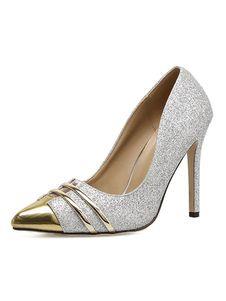 c4fa831cd1d3 colorImg Silver High Heels
