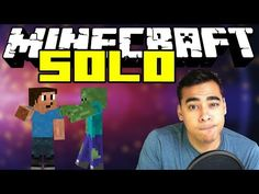 Minecraft Solo Ep. 14: LAN Server! - http://dancedancenow.com/minecraft-lan-server/minecraft-solo-ep-14-lan-server/