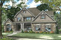 Unique Design with Loads of Options - 59899ND | 1st Floor Master Suite, Bonus Room, Butler Walk-in Pantry, CAD Available, Corner Lot, Craftsman, Den-Office-Library-Study, European, Loft, Media-Game-Home Theater, PDF, Photo Gallery, Traditional | Architectural Designs