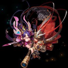 ArtStation - Wukong&Zixia, B Bor