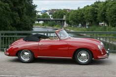 1959 Porsche 356 - A 1600 Cabriolet Maintenance/restoration of old/vintage vehicles: the material for new cogs/casters/gears/pads could be cast polyamide which I (Cast polyamide) can produce. My contact: tatjana.alic14@gmail.com